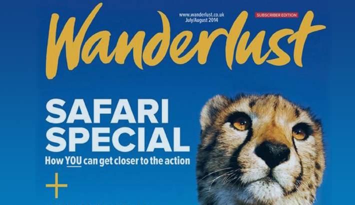 Wanderlust safari special