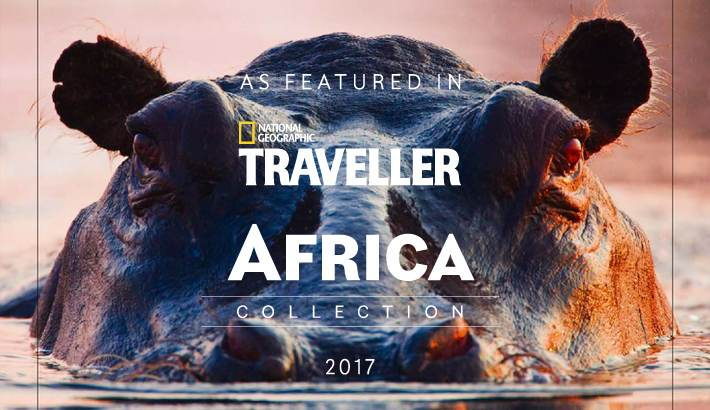 National Geographic Traveller - Africa Collection