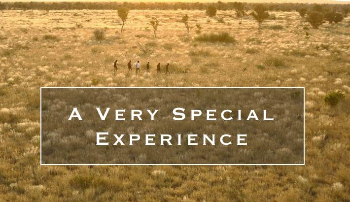 A Very Special Experience