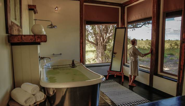 New York Times Highlight Africa's Latest Lodges